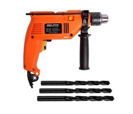 Kit-Furadeira-de-Impacto-1-2--500-Watts--110-Volts---3-Brocas-de-Metal--4-6-e-8cm----Belfix