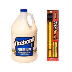 Kit-Cola-para-Madeira-II-Premium-Wood-Glue-41-kg---Pincel-de-Silicone-Titebrush