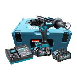 Parafusadeira Furadeira à Bateria XGT 40V 2,5Ah DF001GD201 Makita