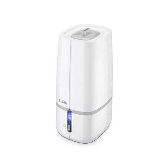 Umidificador de ar Ultrassônico 2 litros Elgin Branco
