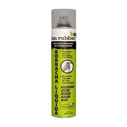 Borracha Líquida em Spray Aerossol Hm Rubber 400 ml Cinza