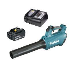 Kit Soprador DUB184Z Makita e Bateria 18V 3.0Ah e Carregador